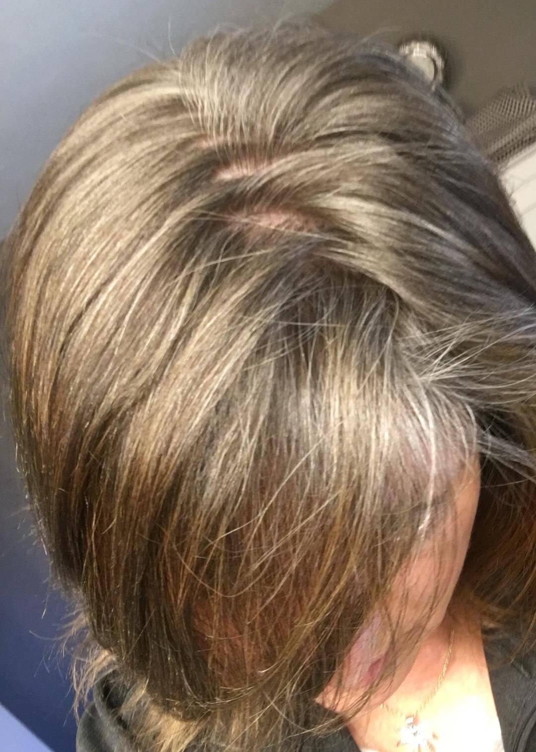 Ash Beach Brown Chemical Free Natural Hair Dye