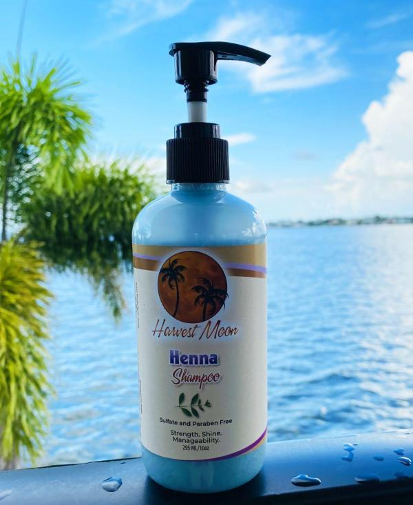 Harvest Moon Henna Shampoo